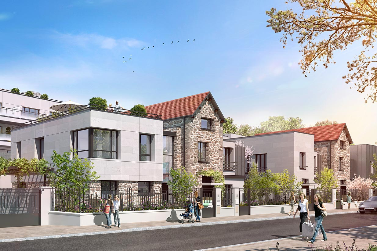 Programme immobilier neuf  60 Avenue Didier